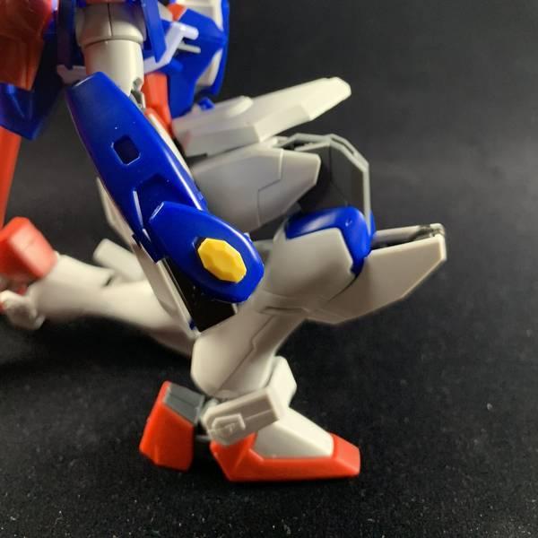 脚部可動域
