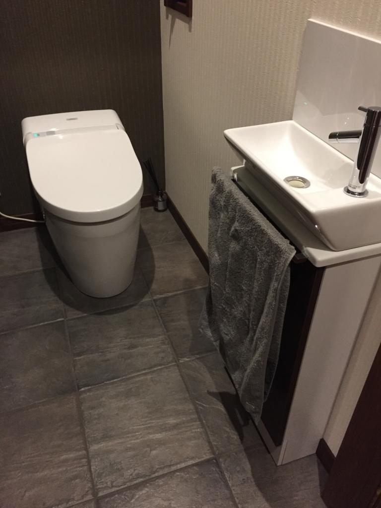 オシャレ トイレ