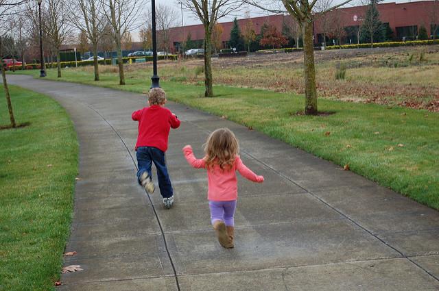 運動会で早く走れる方法