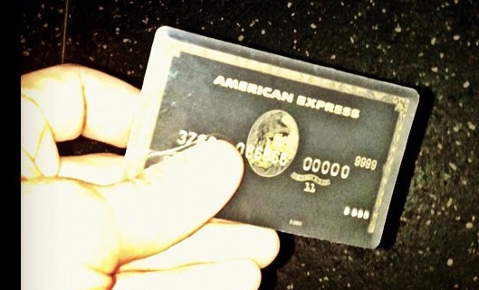 アメックスブラックカード