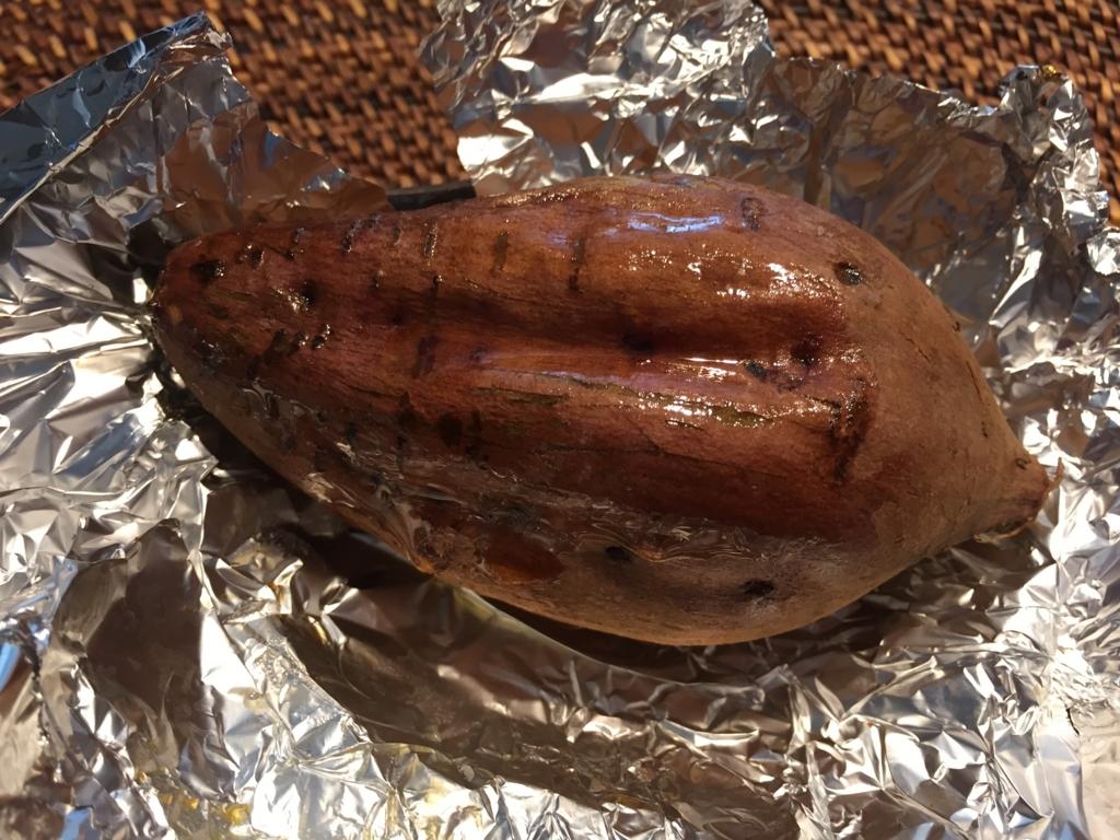 バルミューダ 焼き芋