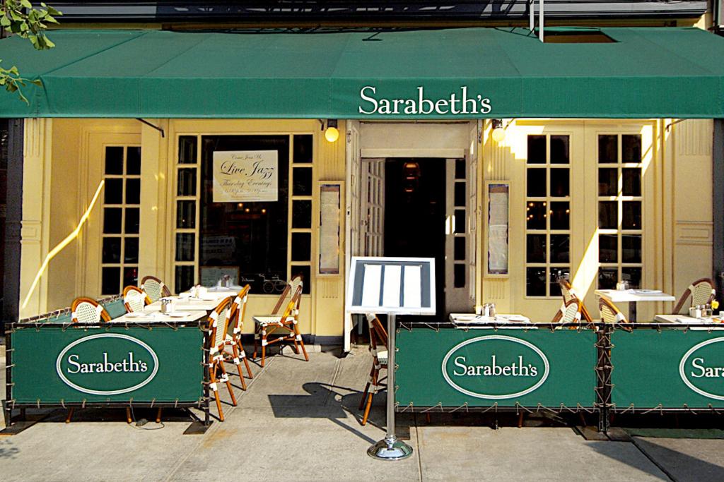 サラベスsarabeth's