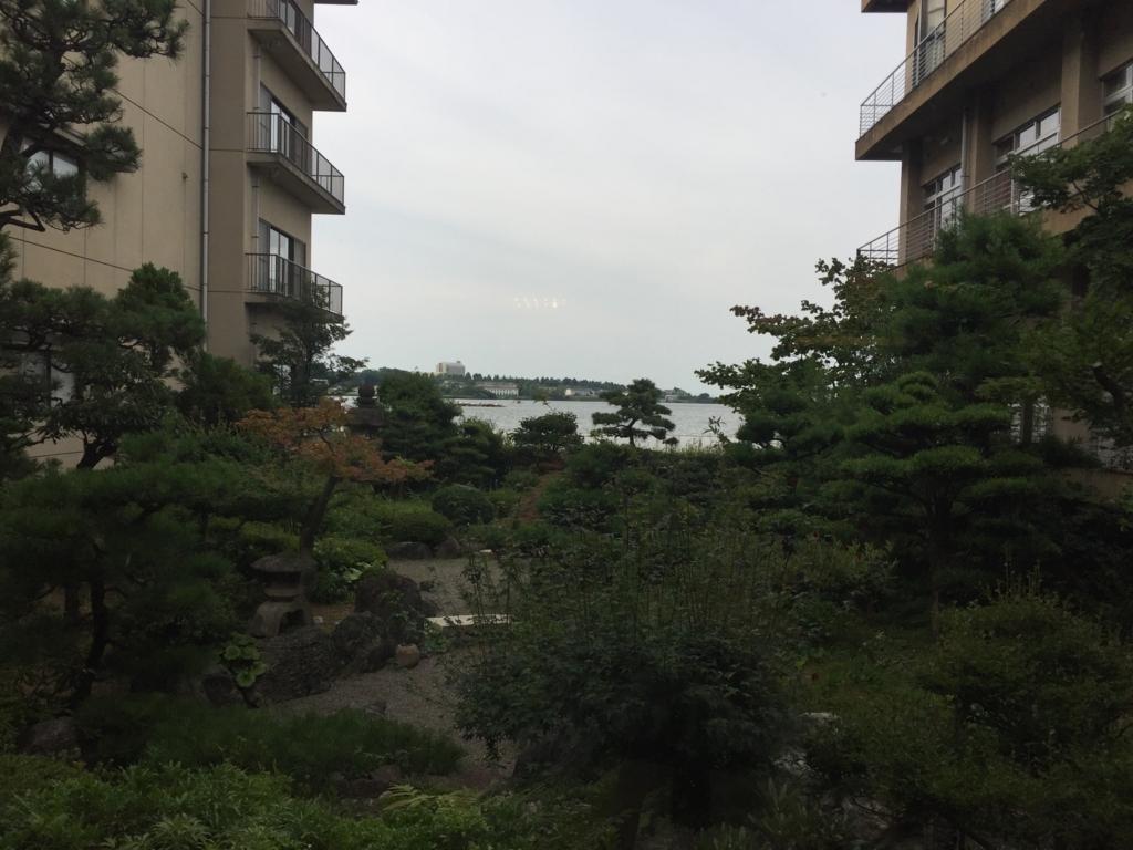 片山津温泉 湖畔の宿森本
