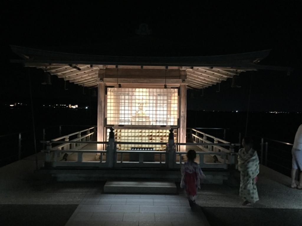 片山津温泉 花火 祭り