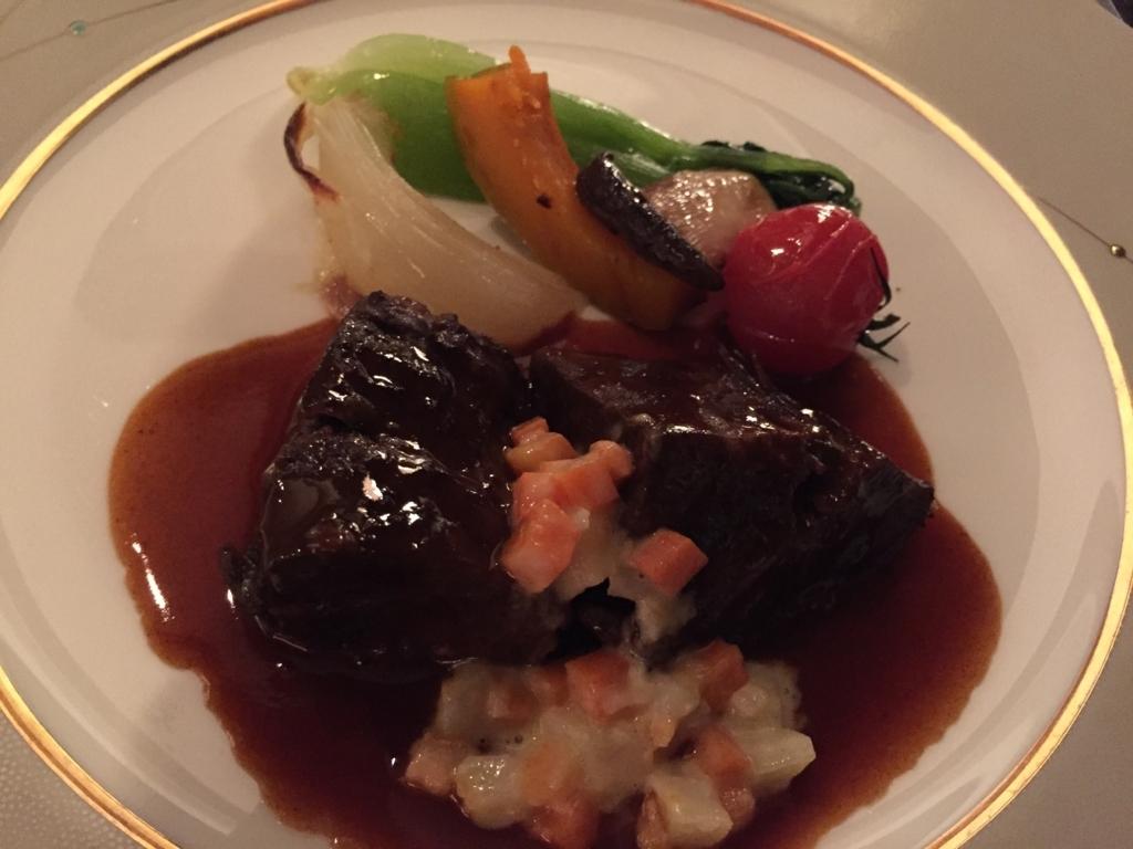 鳥羽国際ホテルシーホース  夕食