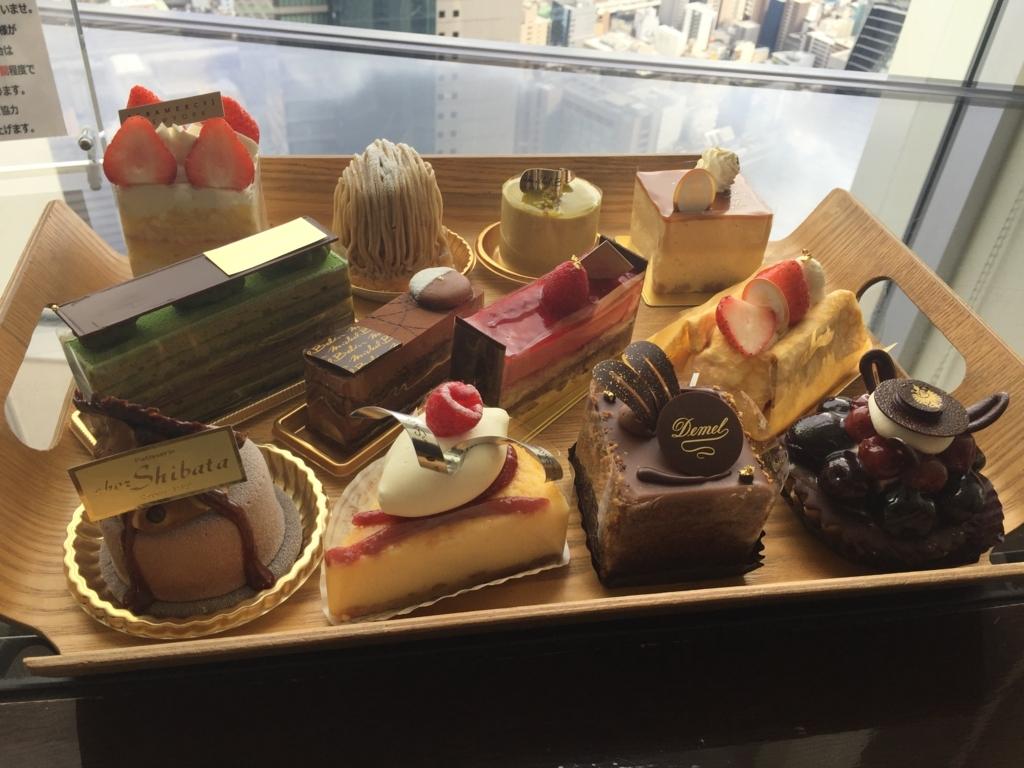 51階パノラマサロン カフェ ド シエル