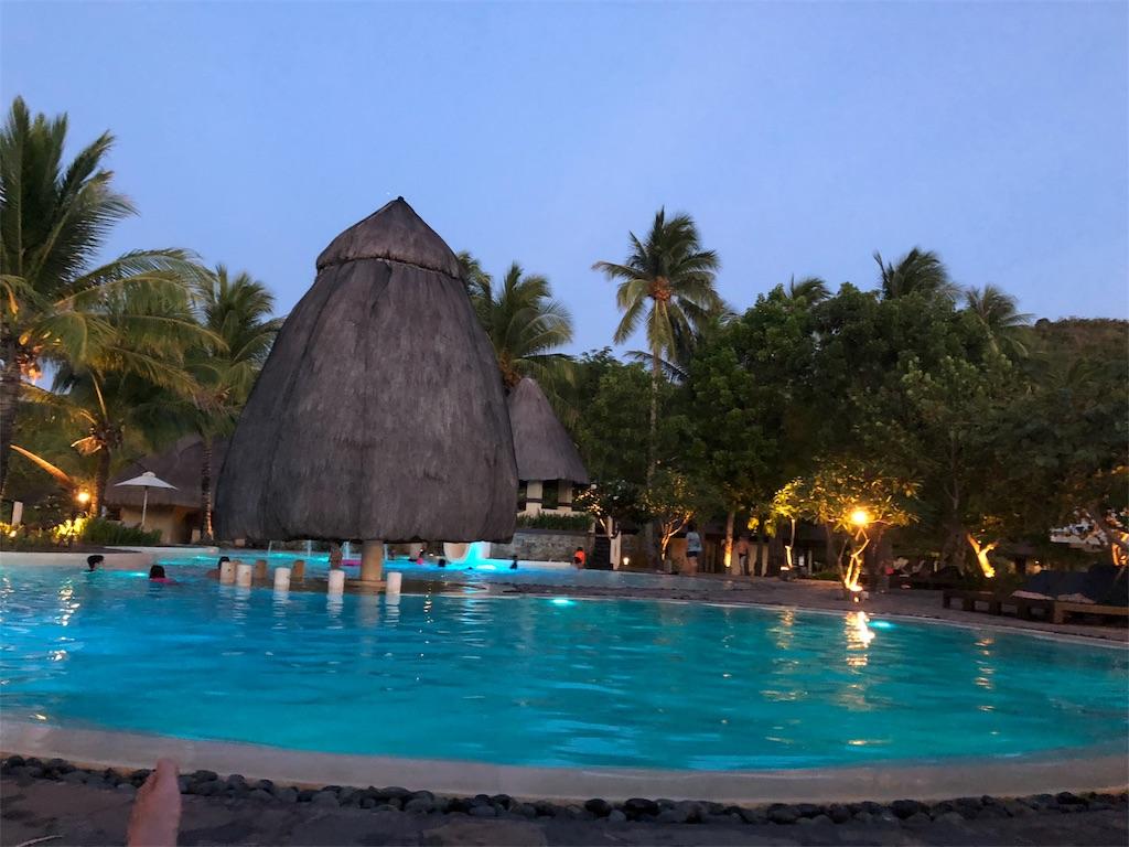 Two Seasons Coron  Island Resort&Spa(ツーシーズンズ コロンアイランド リゾート&スパ)内の施設 プール