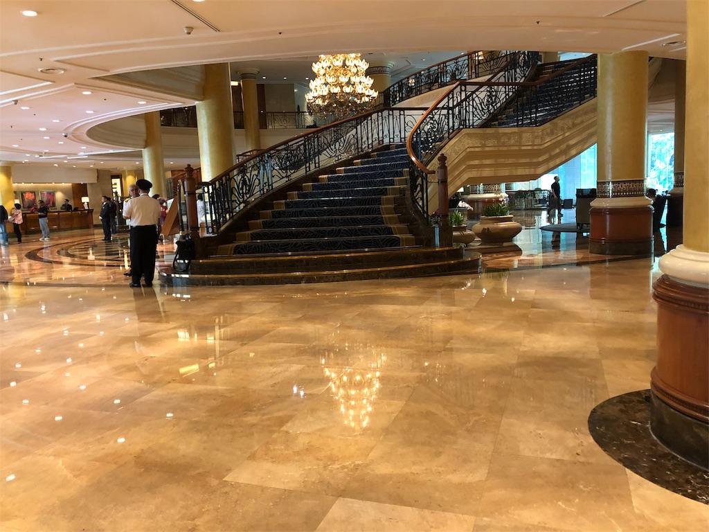 Makati Shangri-la Hotel Manila マカティシャングリラホテルマニラ