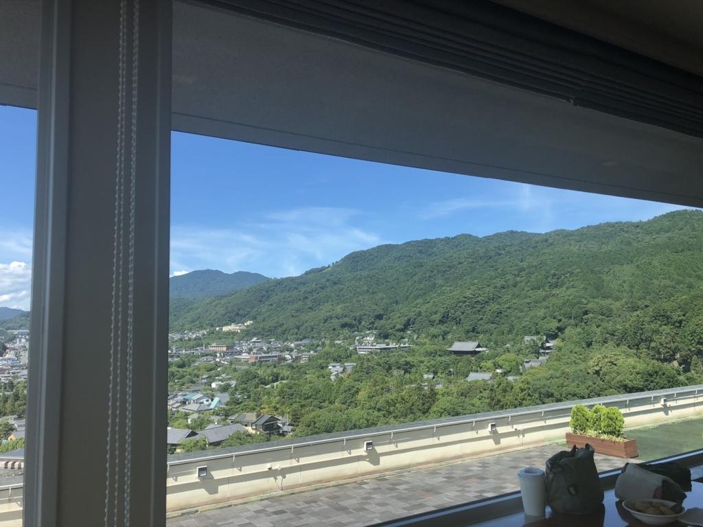 ウェスティン都ホテル京都ジュニアスイート宿泊記n