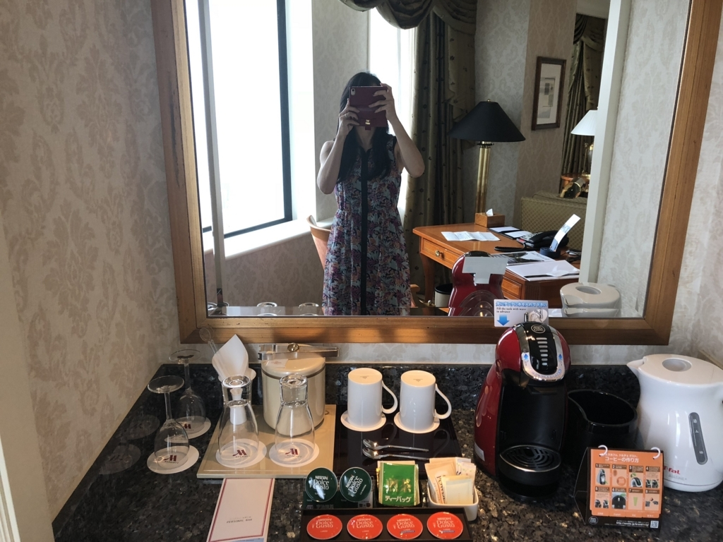 名古屋マリオットアソシアホテル スイートルーム宿泊記 spg amex 特典