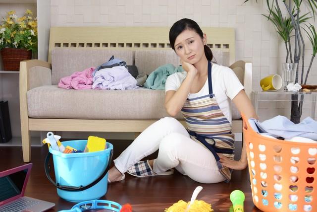 片付けられない 主婦 ADHD 解決 片付けが苦手な人でも出来る 片付け法