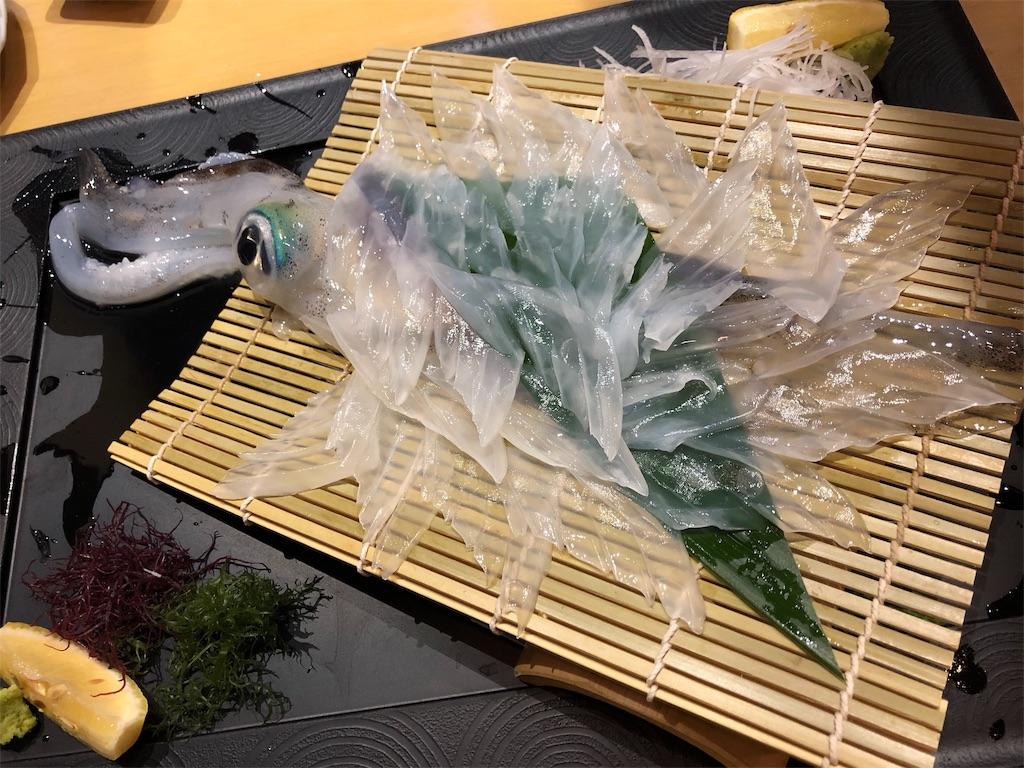 元祖イカの活き造り河太郎 博多店 口コミ 感想