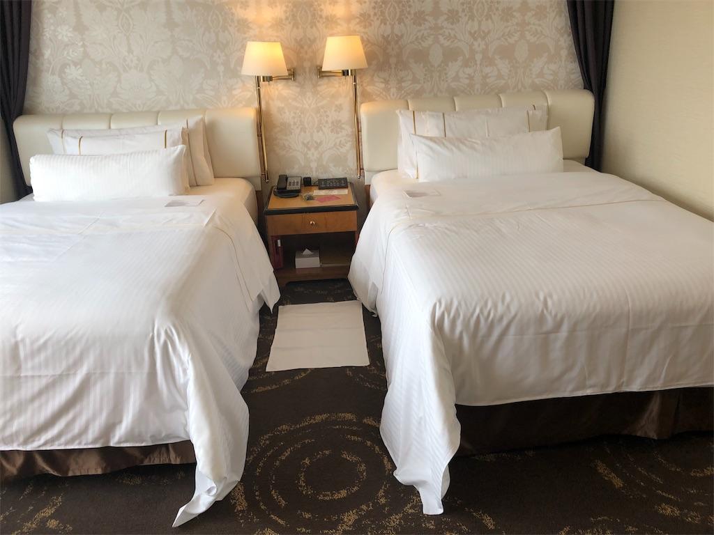 ウェスティンホテル大阪 エグゼクティブルーム 宿泊記 SPGアメックス 特典