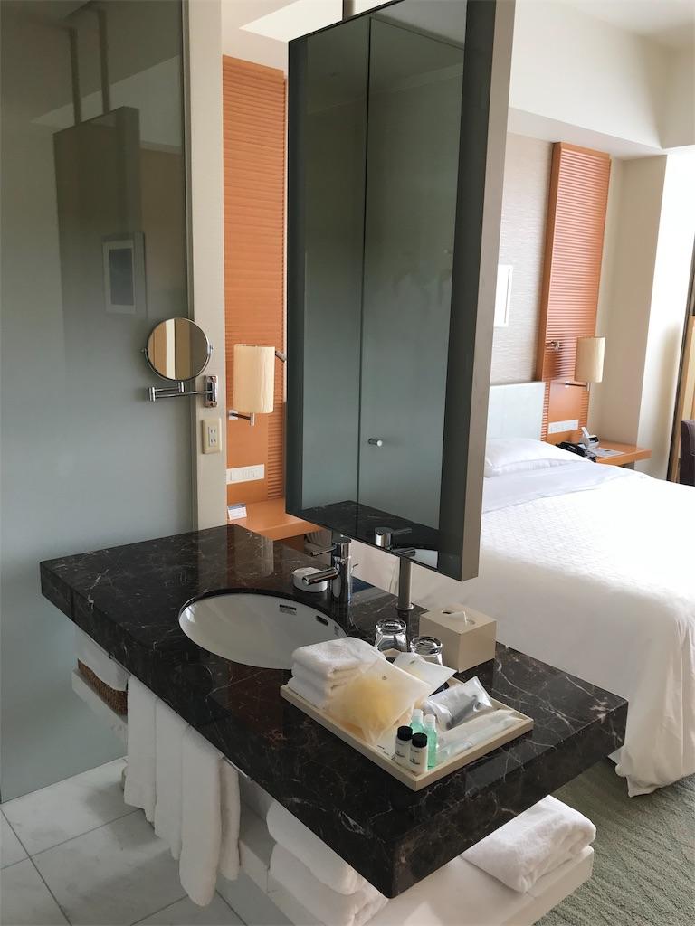 シェラトングランドホテル広島 クラブキングルーム 宿泊記 SPGアメックス 特典 比較 クラブキングルームとデラックスコーナーキングルームどっち