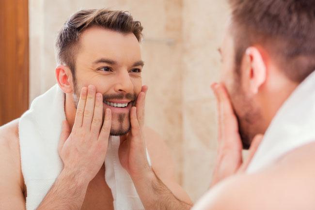 40代 アラフォー 男性 若く見える 方法