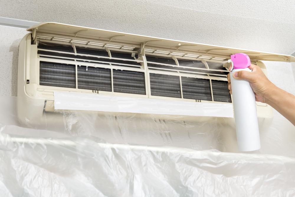 積水ハウス 住まいのお手入れ塾 エアコンのお掃除 業者 レジェンド松下 エアコンクリーナーAg消臭プラス購入をやめた理由