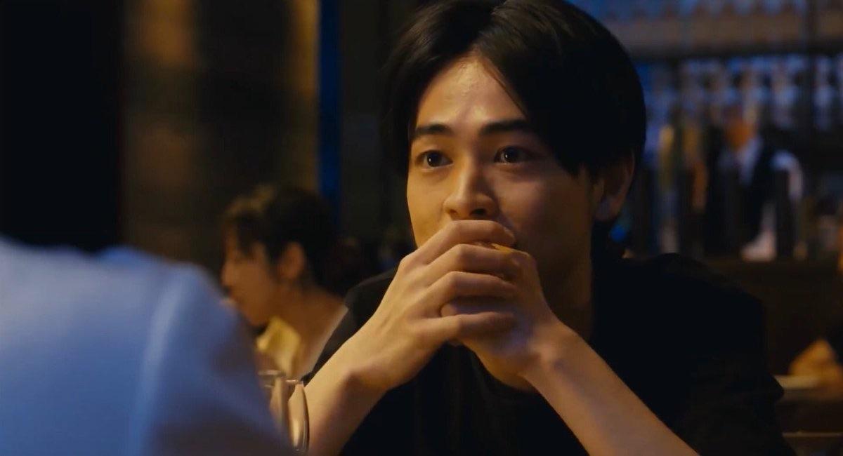 スマホを落としただけなのに 成田凌 怖い
