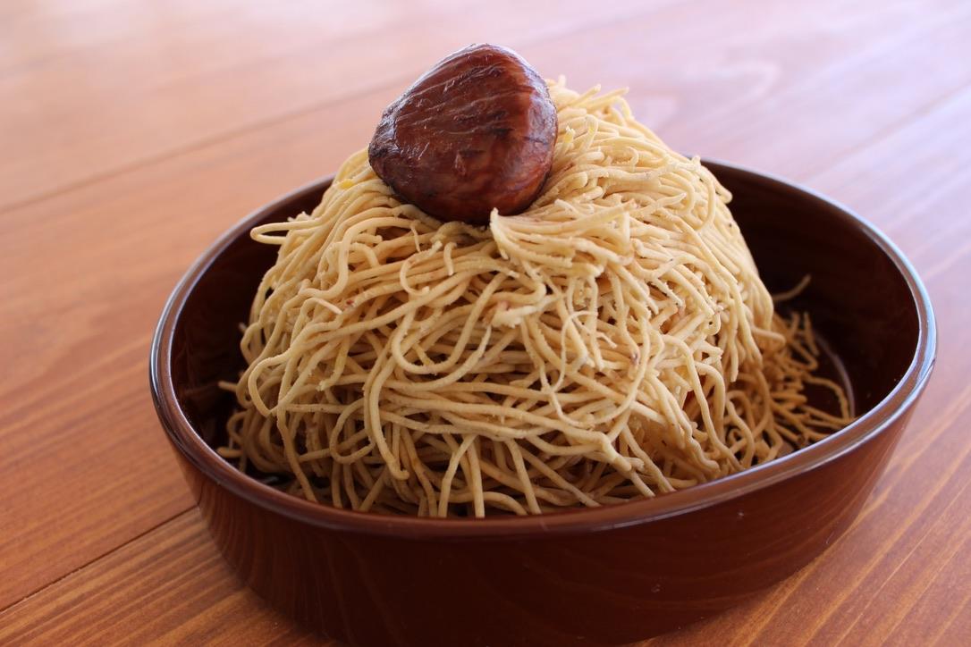 栗一筋 くりひとすじ 恵那川上屋 カフェ 口コミ 混雑度 値段 いつから