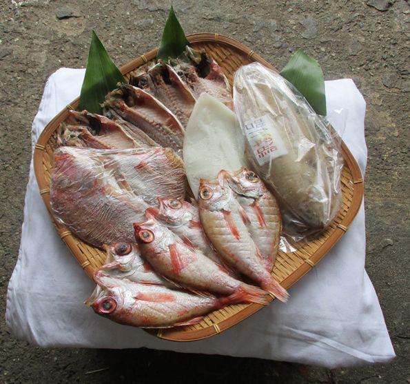 ふるさと納税 島根県浜田市 美味しいお魚4種盛 口コミ レビュー