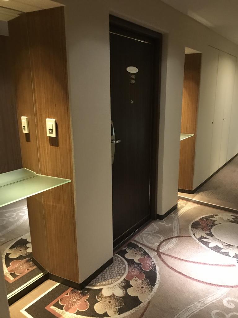 シェラトン都ホテル大阪 インペリアルスイート 宿泊記 SPGアメックス 特典 アップグレード