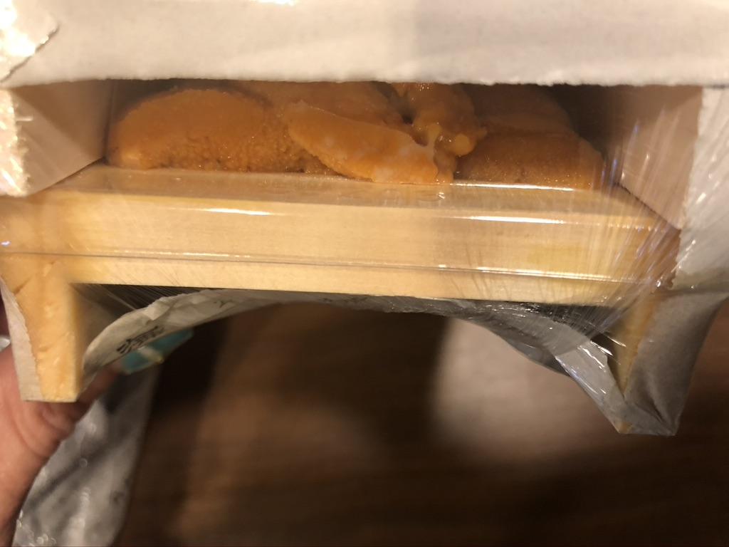 ふるさと納税 楽天市場 北海道根室市 根室産 エゾバフンウニ 口コミ レビュー ミョウバン