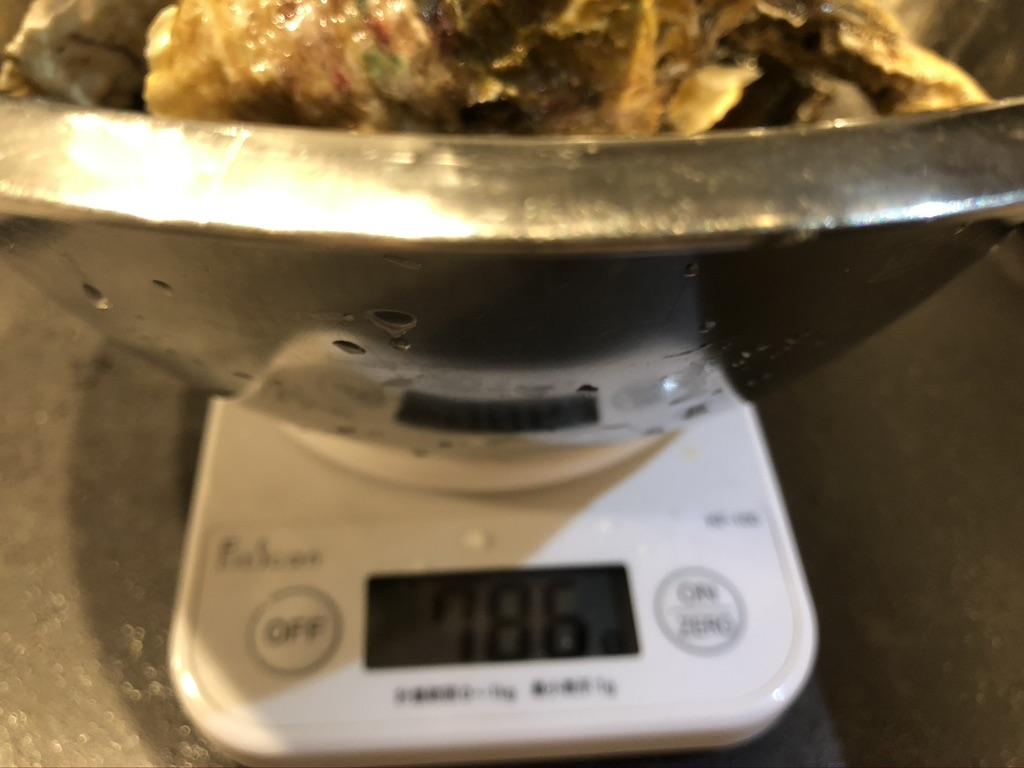 ふるさと納税 長崎県西海市 うず潮牡蠣 3kg 1万円 口コミ レビュー