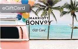 マリオットホテル 20%OFF eギフトカード お得 損 購入方法
