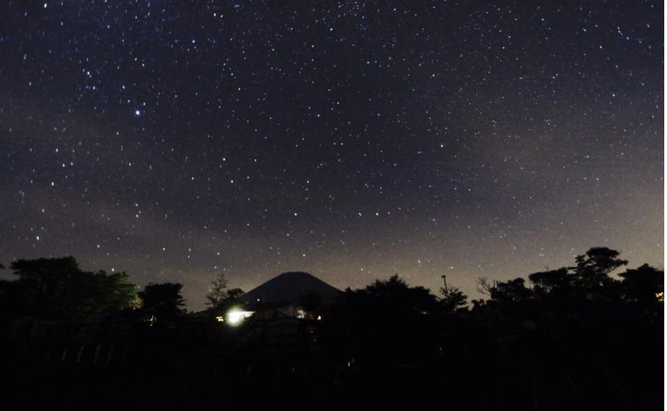 東海 甲信越 星が綺麗に見える 初心者 おすすめ 人気 キャンプ場 グランピング