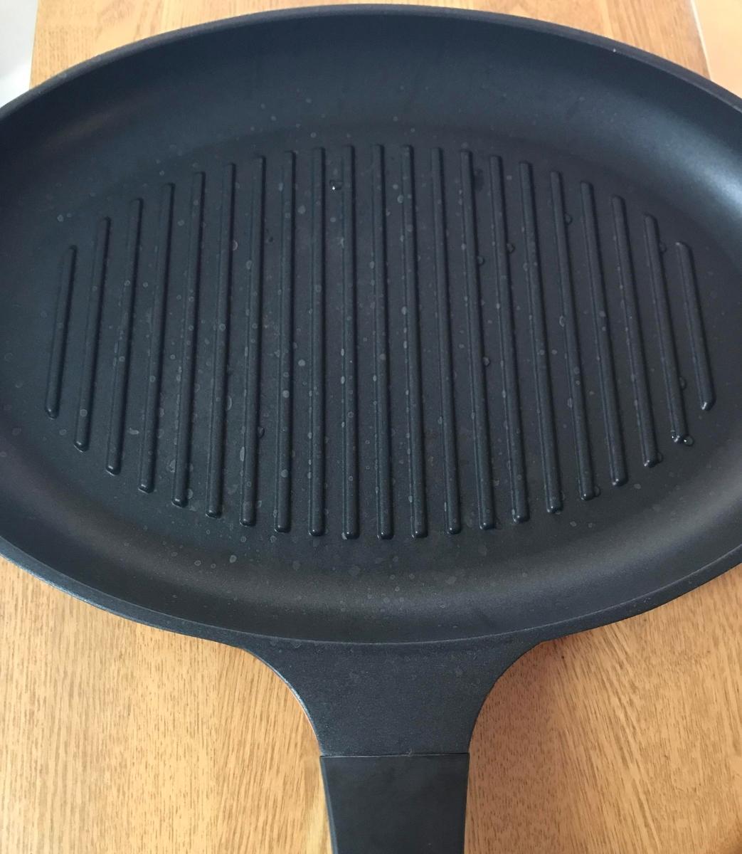 魚焼き用のフライパン