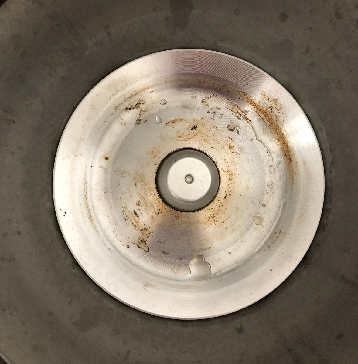 ホットクック熱板汚れ