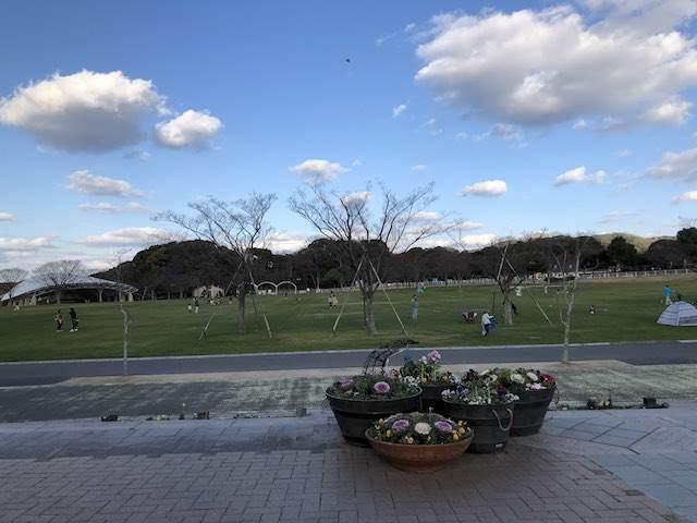 北九州 響灘緑地 グリーンパーク