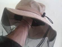 虫除け帽子