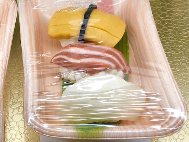 お寿司の石鹸