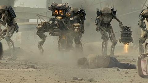 映画『世界侵略:ロサンゼルス決戦』宇宙人は地球の戦時国際法を守って ...