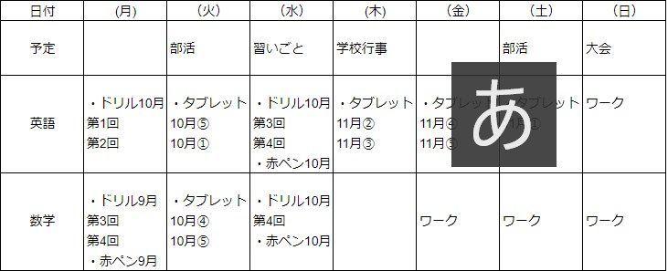 weekly-study-schedule
