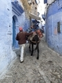Somewhere in Chefchaouen シャウエンにて