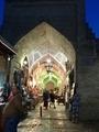 Toqi (Bazaar) at Bukhara ブハラのタキ(バザール)
