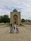 Somewhere at Samarkand サマルカンドにて