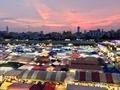 Night Market Talat rotfai ratchada タラート・ロットファイ・ラチャダー