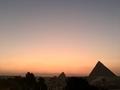 Pyramids of Giza ギザのピラミッド