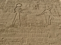 Medinet Habu at Luxor メディネットハブ神殿