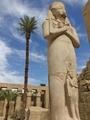 Karnak Temple at Luxor ルクソールのカルナック神殿