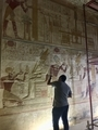 The temples of Abydos セティ1世の葬祭殿