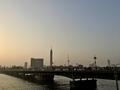 Nile at Cairo カイロ・ナイル川