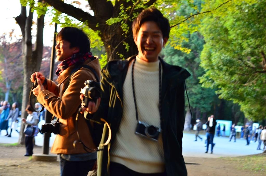 カメラ散歩