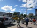 モンゴルの首都、ウランバートルの街並み