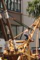 京都新聞フォトコンテスト月鉾建て作業中