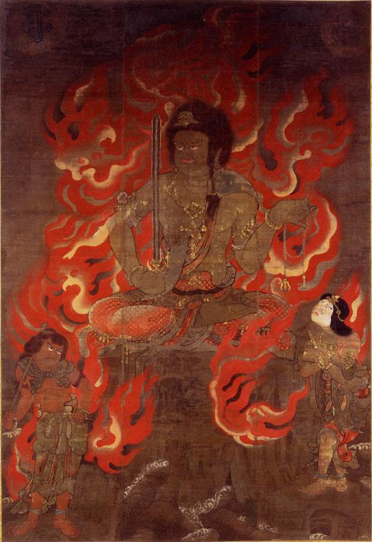 武神・不動明王のネタ元(ウィキペディアより引用)