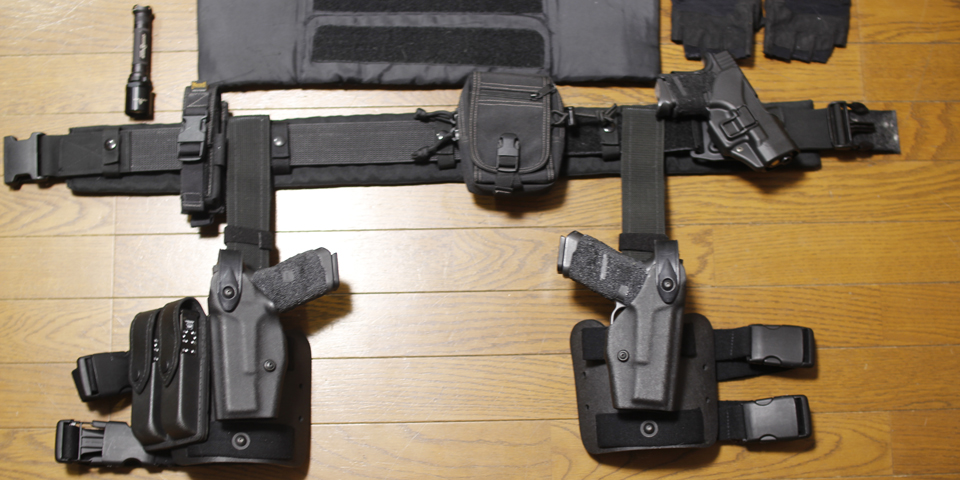 Survival Game Equipment of Ookami(メイン&サブウェポン)