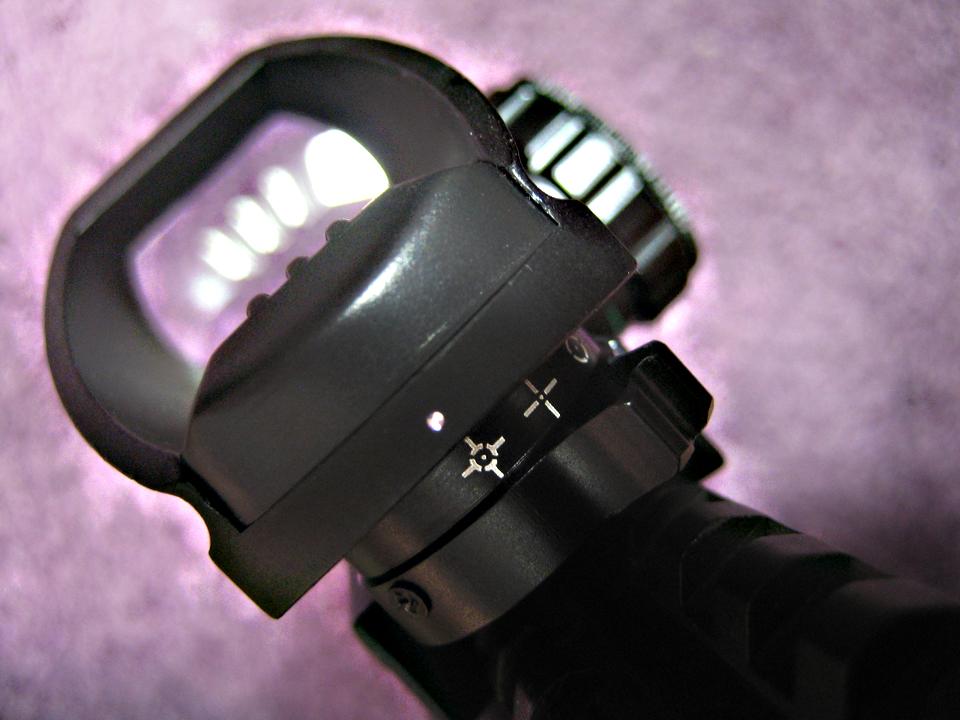 AERITH BLACK Dot Sight